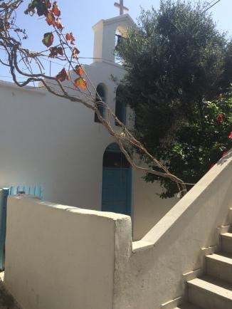 Naxos old town