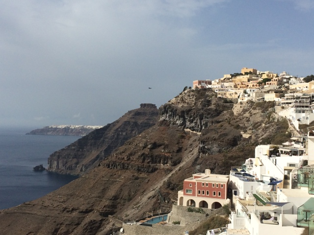 Fira by day