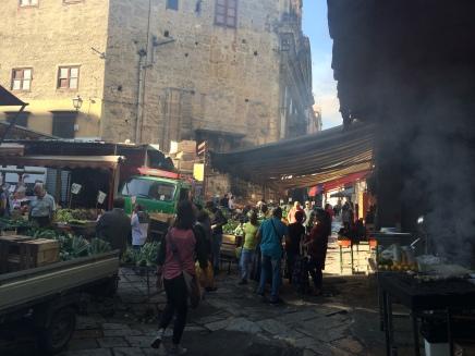 Ballaro Market