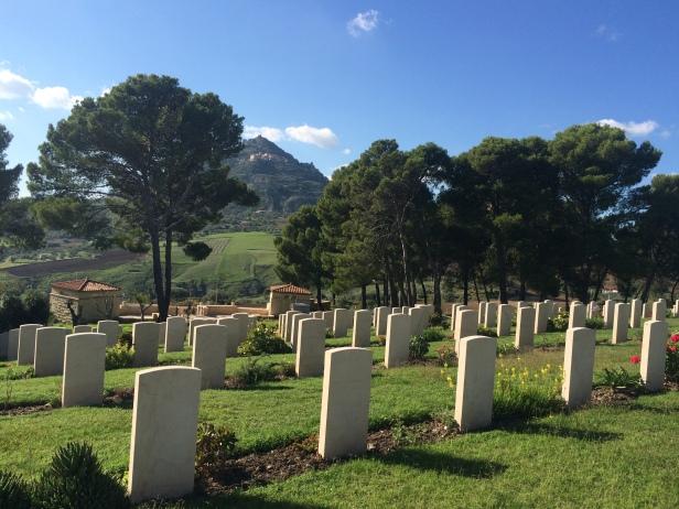 Agira Canadian Cemetery