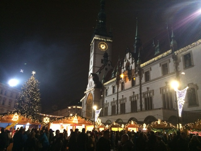 Did someone say Christmas market?