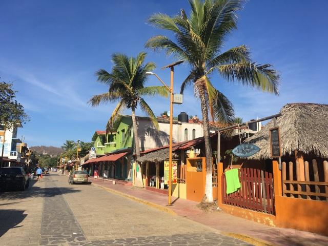 Calle Roca Blanca