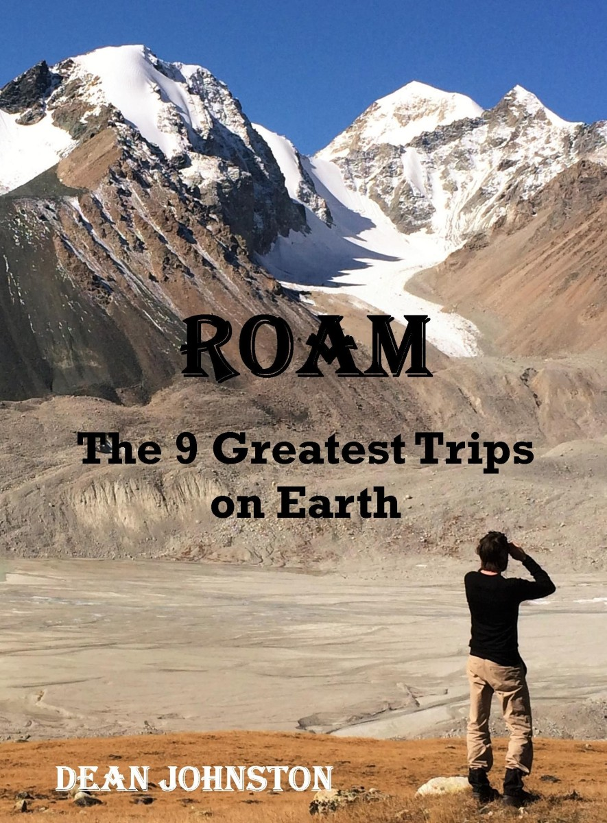 Roam: The 9 Greatest Trips on Earth