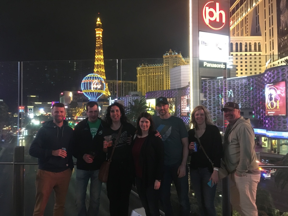A Long Weekend in Las Vegas